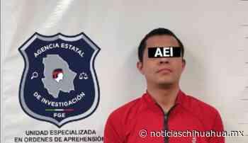 Detienen a presunto homicida en la ciudad de Delicias - Noticias Chihuahua