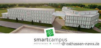 SmartCampus Märzrasen: Jetzt kommt Hessens neuer Technologie-Campus - Osthessen News