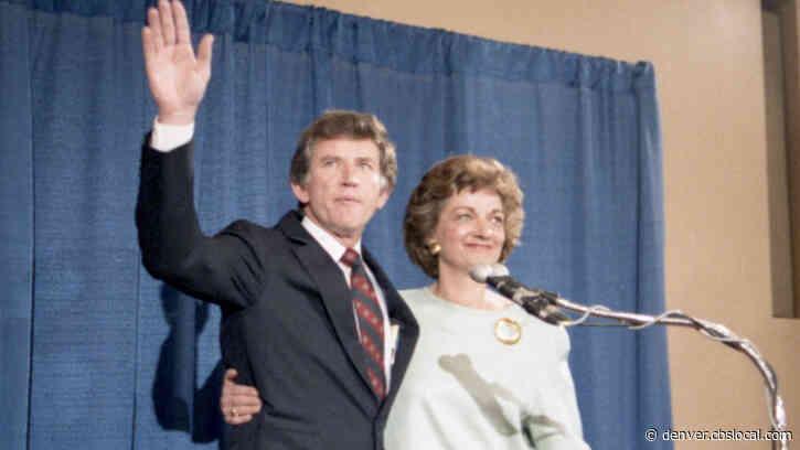 Lee Hart, Wife Of 1984 Presidential Hopeful Gary Hart, Passes Away