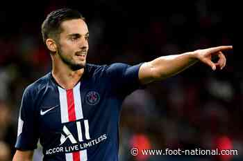 "Pablo Sarabia (PSG) : ""On va essayer de faire le match parfait contre le Bayern"""