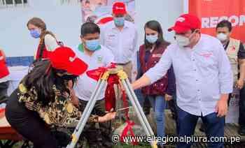 Huancabamba: se inició la construcción del CS de San Miguel de El Faique con una inversión de S/28 millones - El Regional