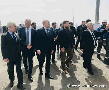 Mozdok – Grozny gas pipeline launched - EIN Presswire - EIN News