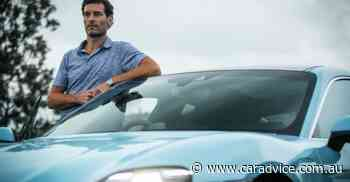 Mark Webber's favourite driving road