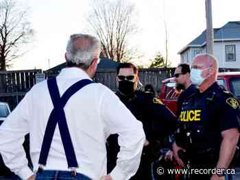 Charges loom after anti-mask event in Kemptville - Brockville Recorder and Times