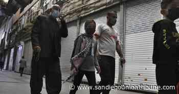 Irán ordena encierro por coronavirus; 4ta ola de infecciones - San Diego Union-Tribune en Español