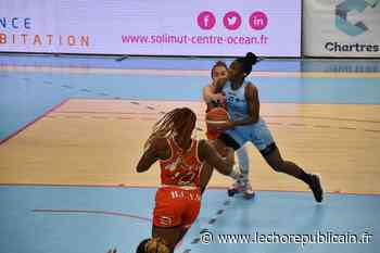 Basket/L2F - Les Chartraines l'emportent sur le fil face à La Tronche/Meylan - Echo Républicain