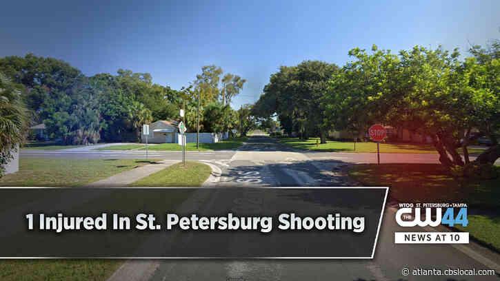 St. Pete Man Injured In Shooting Saturday Afternoon