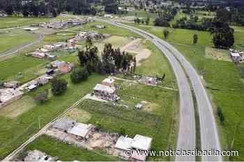 Adjudican Doble Calzada Zipaquirá – Ubaté, Cundinamarca - Noticias Día a Día