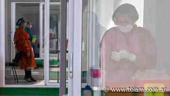 Uruguay registró un récord diario de muertes por coronavirus con hospitales saturados - Télam