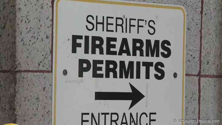 Allegheny Co. Sheriff's Office, Monroeville Police Dept. Hold License To Carry Permit Event