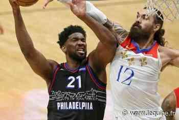 Philadelphie et Milwaukee s'inclinent face à New Orleans et Charlotte - L'Équipe.fr