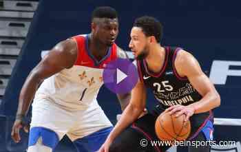 NBA : Philadelphie chute face à Zion et New Orleans - beIN SPORTS MENA Français