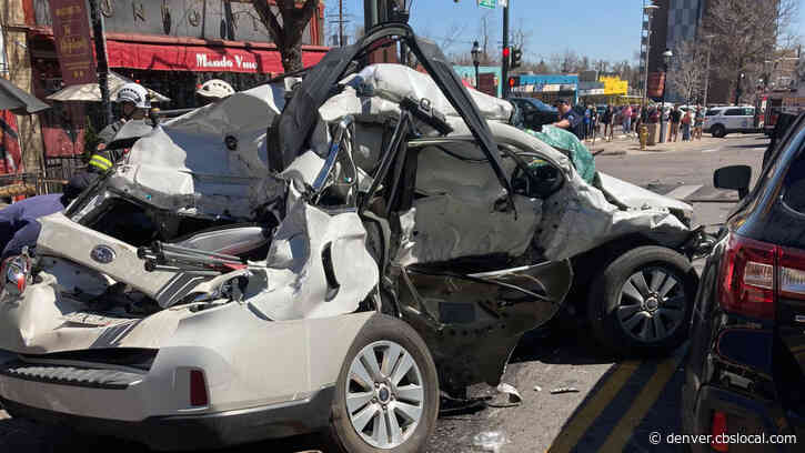 Serious Crash Closes Part Of 32nd Avenue In Denver