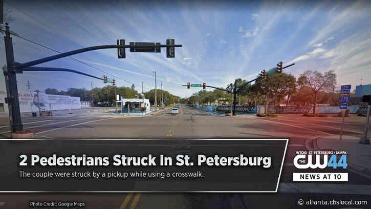 Fatal Pedestrian Accident, 2 Struck While In Crosswalk