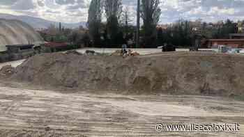 Castelnuovo Magra, stop al restyling del campo sportivo per problemi idraulici - Il Secolo XIX