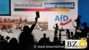 Parteitag: AfD fordert Austritt Deutschlands aus der EU