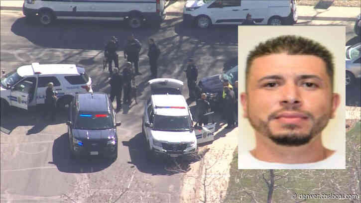 Wanted: Raymond Michael James Quintana Accused In Thornton Crime Spree