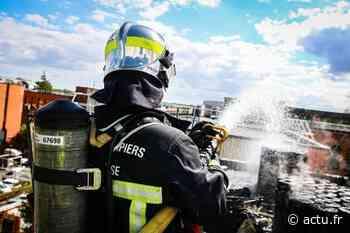 Val-d'Oise. Un incendie éclate dans une pizzeria à Montmorency - actu.fr