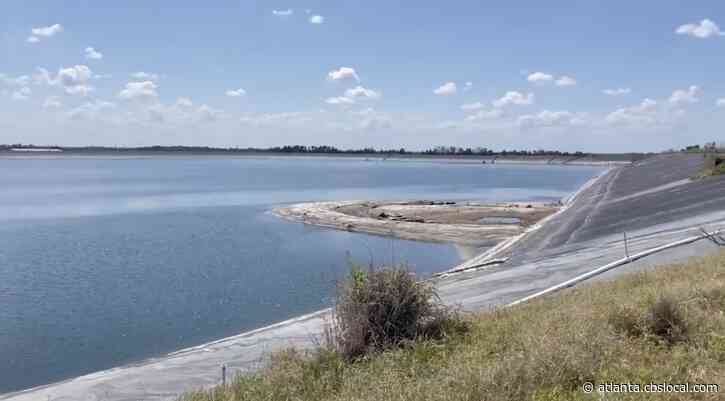 Piney Point Reservoir: Engineers Shift Focus To Cleaning Remaining Wastewater