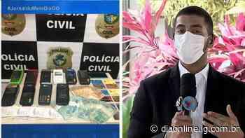 Homem que se passava por policial federal é preso em Goianira - Portal Dia Online