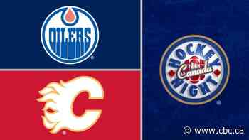Hockey Night in Canada: Edmonton vs. Calgary