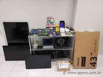 Homem suspeito de aplicar golpes pela internet é preso em Aquiraz - O POVO