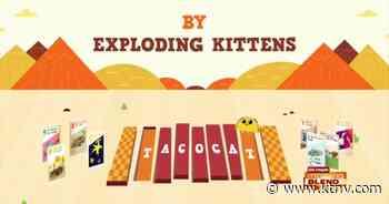 Exploding Kittens | 04/09/21 - KTNV Las Vegas