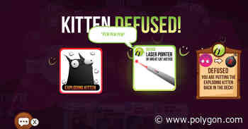 Exploding Kittens, the zany card game, comes to the Switch - Polygon