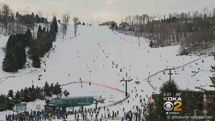Two People Injured At Seven Springs Pond Skim Event