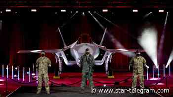 Lockheed Martin delivers its first F-35 stealth fighter aircraft to NATO ally Denmark - Fort Worth Star-Telegram