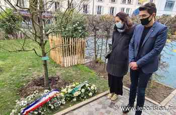 Comme à Levallois-Perret, elle réclame des hommages aux victimes du Covid-19 - Le Parisien