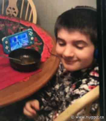 Sudbury police looking for missing boy, 10 - The North Bay Nugget