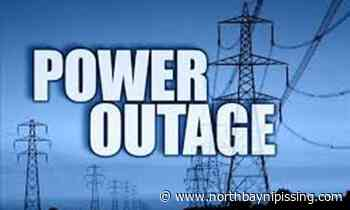 UPDATE: Power restored to North Bay customers - NorthBayNipissing.com