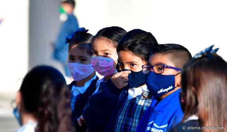 Pasco Schools May Eliminate Mask Requirement For Students By The End Of April