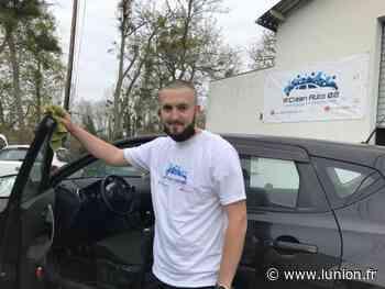 services : A Laon, un service de nettoyage auto écolo - L'Union