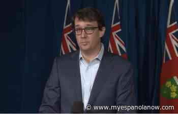 Ontario launching Zero-tolerance workplace inspections - My Eespanola Now