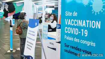 Some Quebec health-care workers will now need to show proof of vaccination