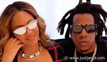 Beyonce & Jay-Z Celebrate Their 13th Wedding Anniversary in Las Vegas
