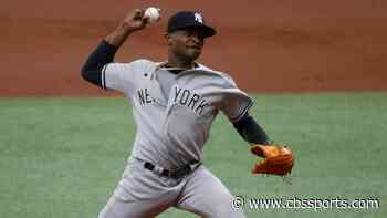Yankees option fifth starter Domingo German after Saturday loss vs. Rays