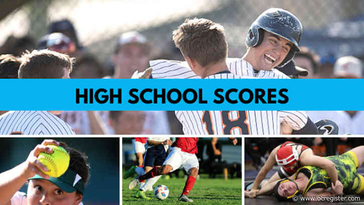 Orange County scores and player stats for Saturday, April 10