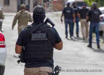 Sequestradores que extorquiram comerciante são presos na Chapada Diamantina - Acorda Cidade