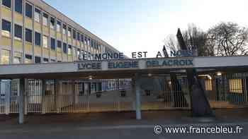 Drancy : 275 tests réalisés au lycée Delacroix, 3 cas positifs au Covid détectés - France Bleu