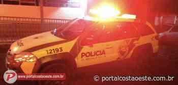 Santa Terezinha de Itaipu: Veículo levado em assalto é recuperado pela Polícia Militar - Portal Costa Oeste