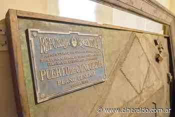 Incorporación de maqueta del puerto al patrimonio de Concordia - elheraldo.com.ar