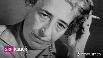 60 Jahre Eichmann-Prozess – Hannah Arendt ist aktueller denn je - Schweizer Radio und Fernsehen (SRF)