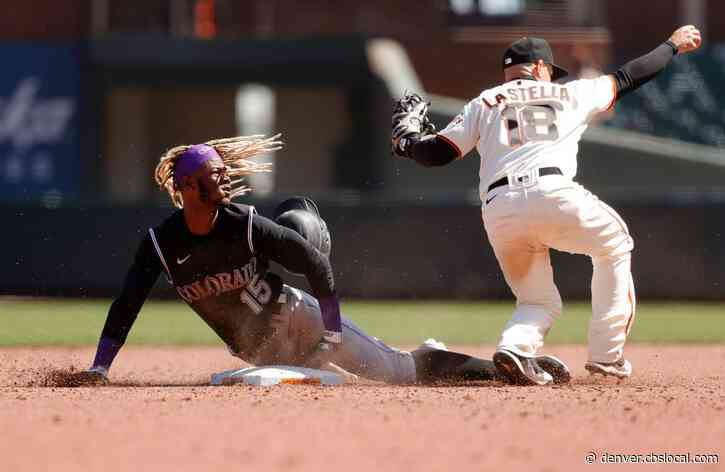 3-Run Homer Propels Giants Past Rockies