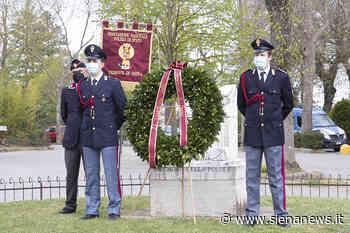 Celebrazione del 169° Anniversario della fondazione della Polizia di Stato - Siena News