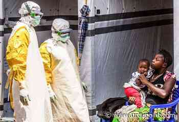 AU's Health Agency Assesses Ebola Risk Levels in DR Congo, Guinea as High - UrduPoint News