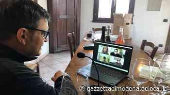 Bomporto: un computer, i vini e il cliente Il lambrusco si vende su Zoom - La Gazzetta di Modena
