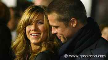 Brad Pitt, Jennifer Aniston Quarantining Together? - Gossip Cop